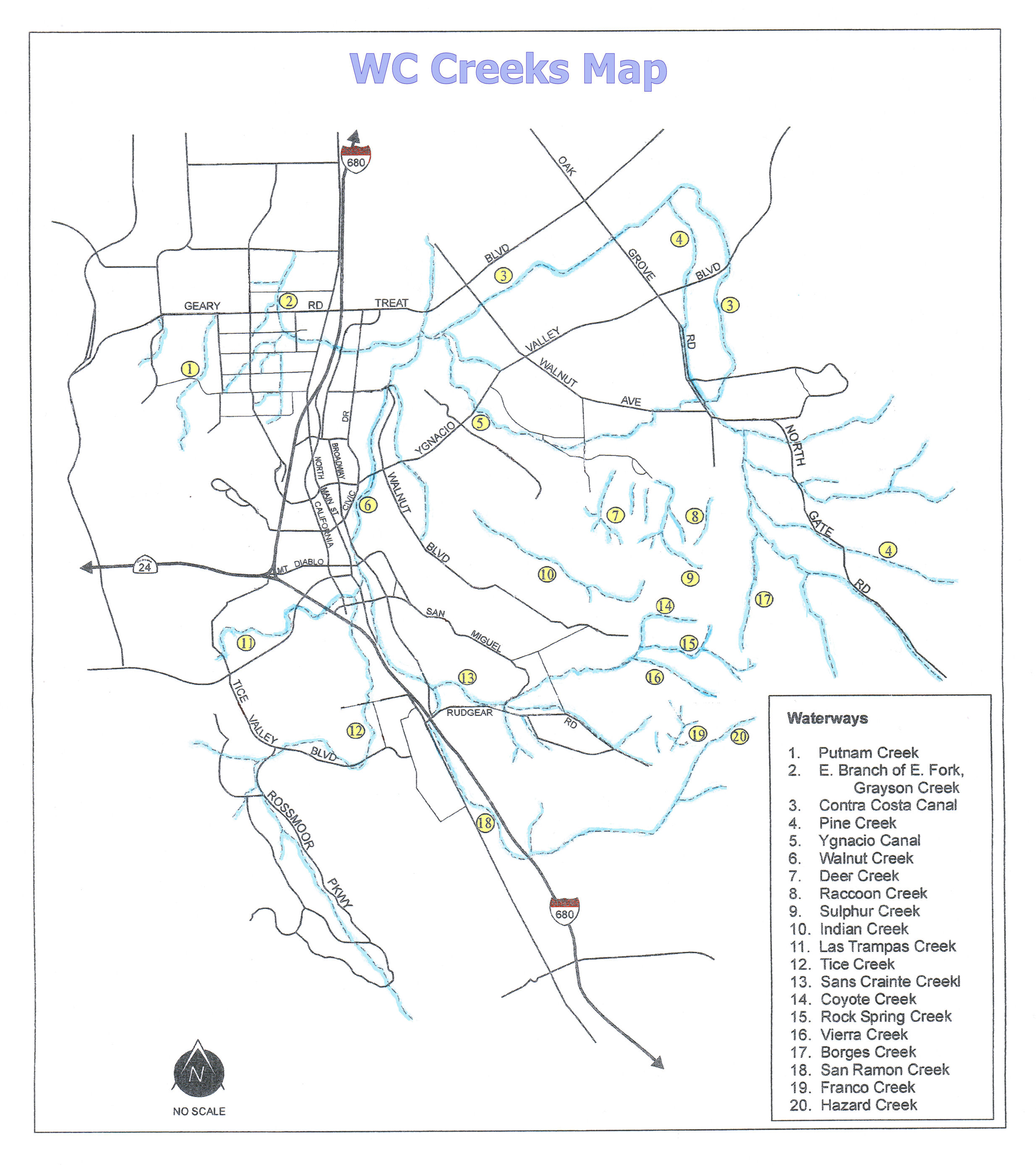 Friends of the Creeks on